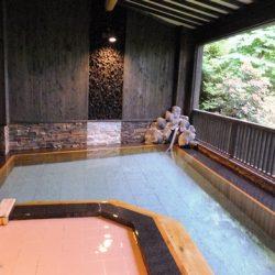 【長野】沓掛温泉 大本の湯 満山荘