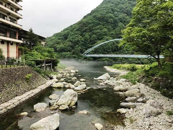 【栃木】川治温泉の宿