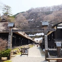 【秋田】乳頭温泉郷 鶴の湯