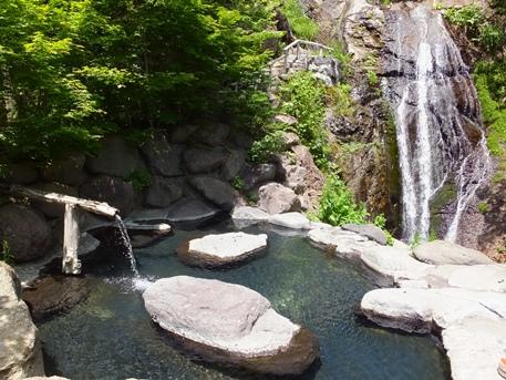 【栃木】奥鬼怒温泉郷 八丁の湯
