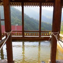 【長野】小谷温泉 山田旅館
