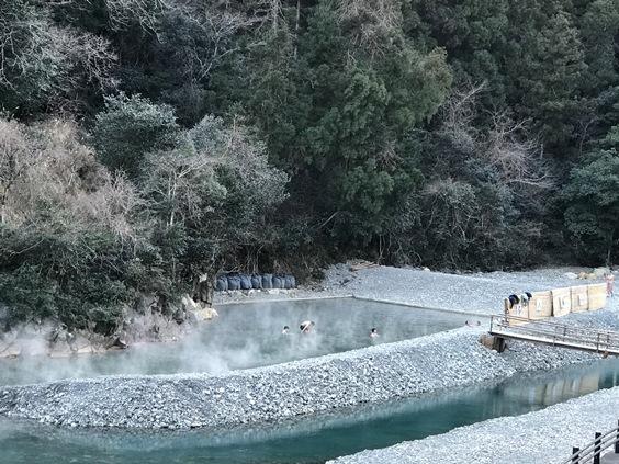 【和歌山】川湯温泉の宿