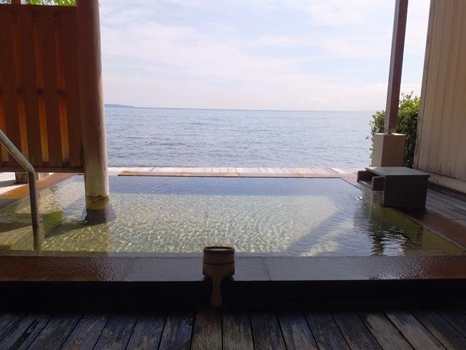 【大分】上人ヶ浜温泉 潮騒の宿 晴海