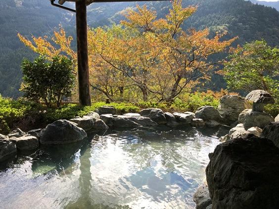 【徳島】新祖谷温泉 ホテルかずら橋