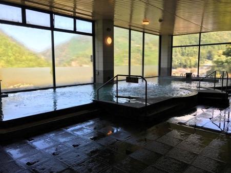 【徳島】祖谷溪温泉 ホテル秘境の湯