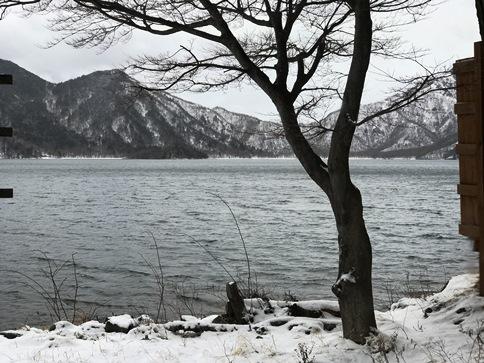 【栃木】中禅寺温泉 ホテル湖上苑