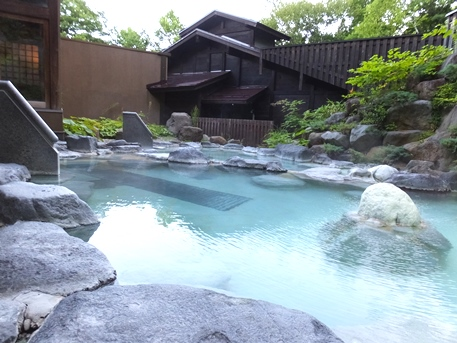 【山形】蔵王温泉 蔵王国際ホテル