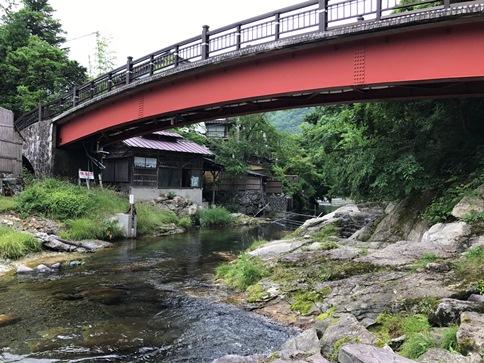 【栃木】湯西川温泉の宿