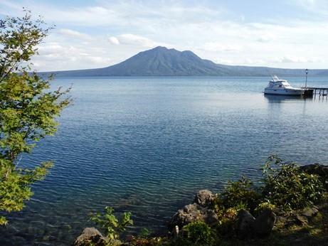 【北海道】支笏湖 丸駒温泉旅館