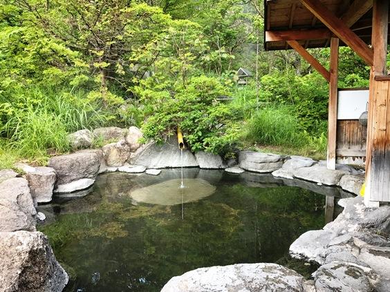 【長野】中房温泉