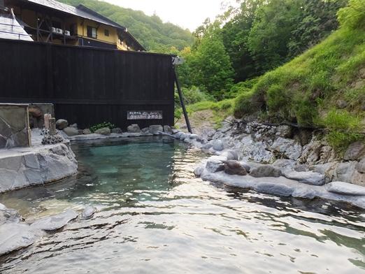 【秋田】奥小安峡 大湯温泉 阿部旅館