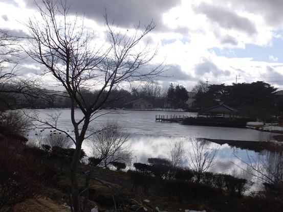 【福島】岳温泉 鏡が池 碧山亭