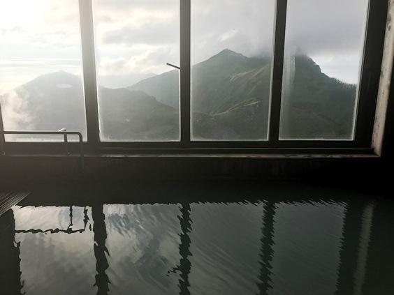 【富山】らいちょう温泉 雷鳥荘