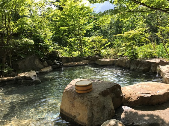 【岐阜】新穂高温泉 野の花山荘