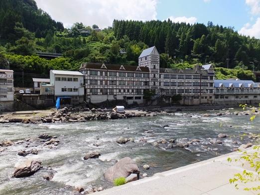 【大分】天ケ瀬温泉 ホテル水光園(旧・天ケ瀬温泉館 シャレー水光園)