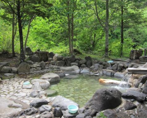 【栃木】平家平温泉 御宿 こまゆみの里