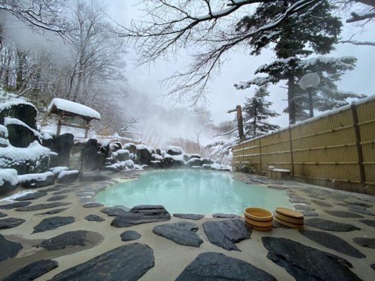 【福島】野地温泉 野地温泉ホテル