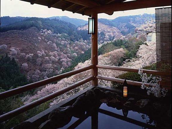 【奈良】吉野山温泉 湯元宝の家
