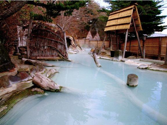【福島】高湯温泉 安達屋旅館