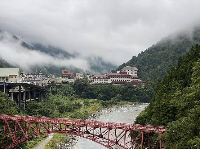 【富山】宇奈月温泉の宿