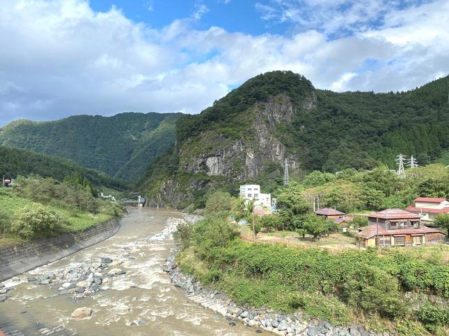 【長野】小谷村の宿