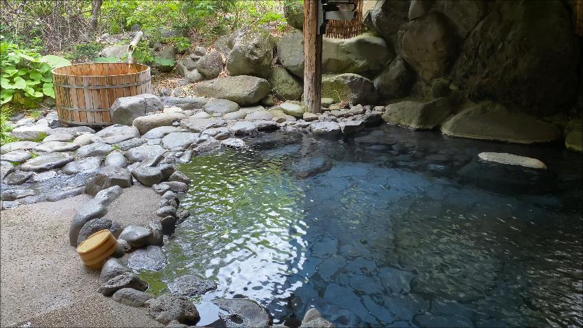 【青森】ランプの宿 青荷温泉